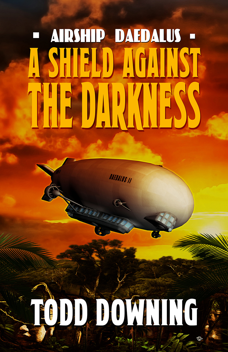 Airship Daedalus – A Shield Against the Darkness!