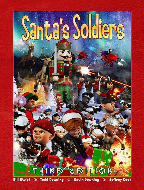 Santa's Soldiers 3rd Edition!