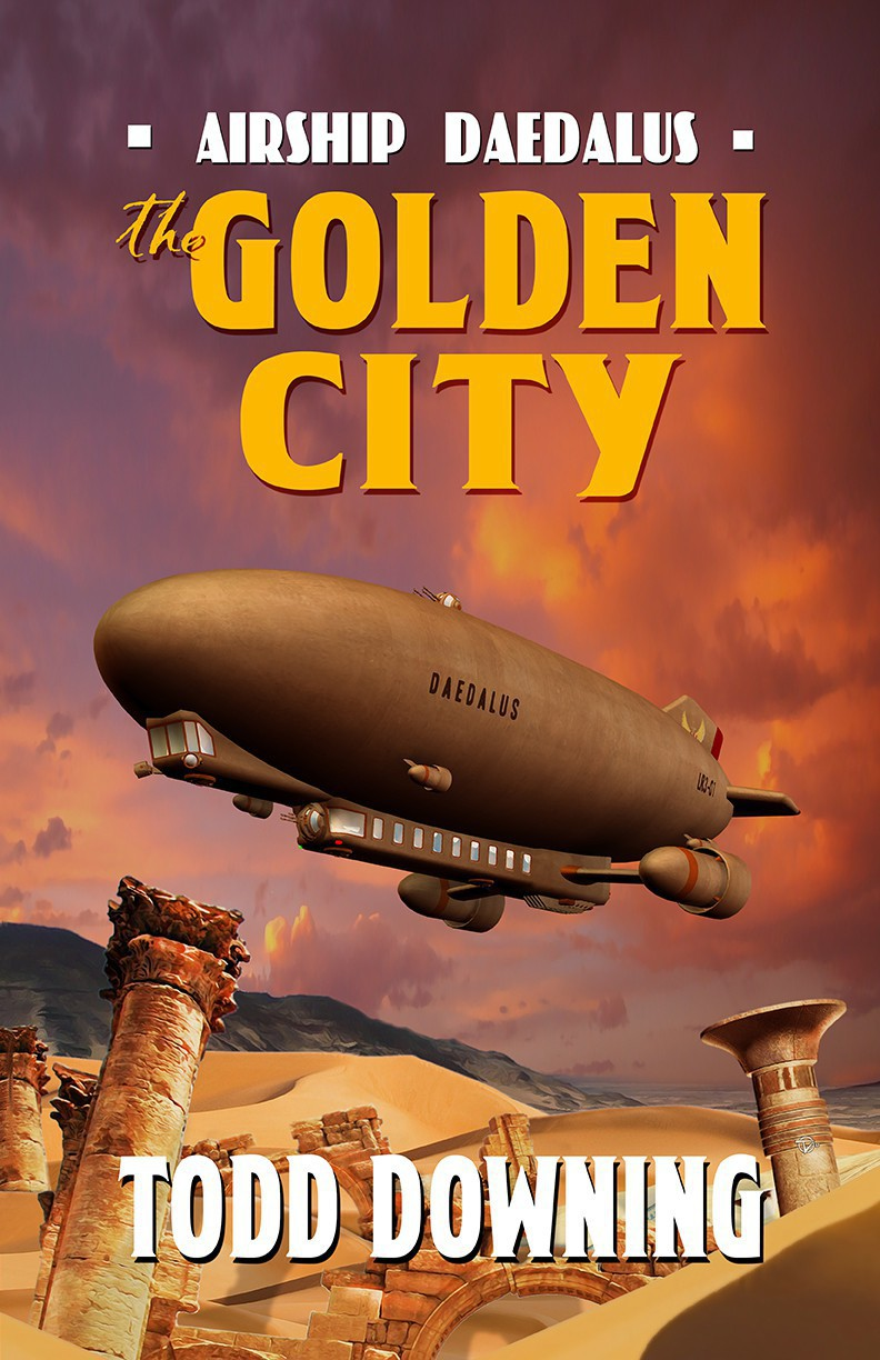 Airship Daedalus – The Golden City